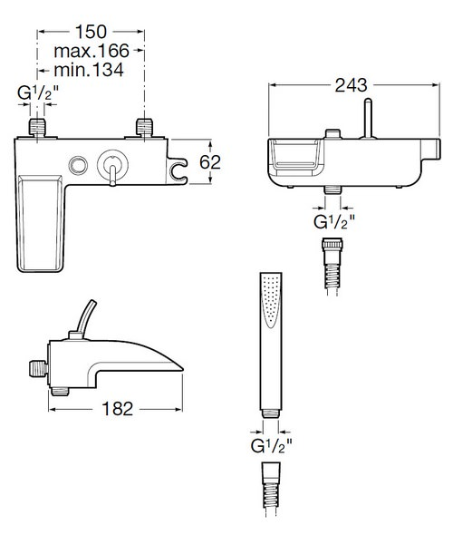Technical drawing 10419 / 5A0149C00