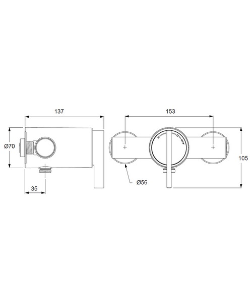 Technical drawing 10482 / 1.1628.004