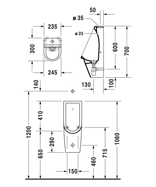 Technical drawing 1059 / 0826250000