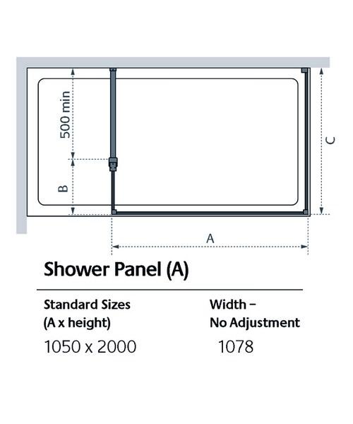 Technical drawing 10611 / LK814-105 05