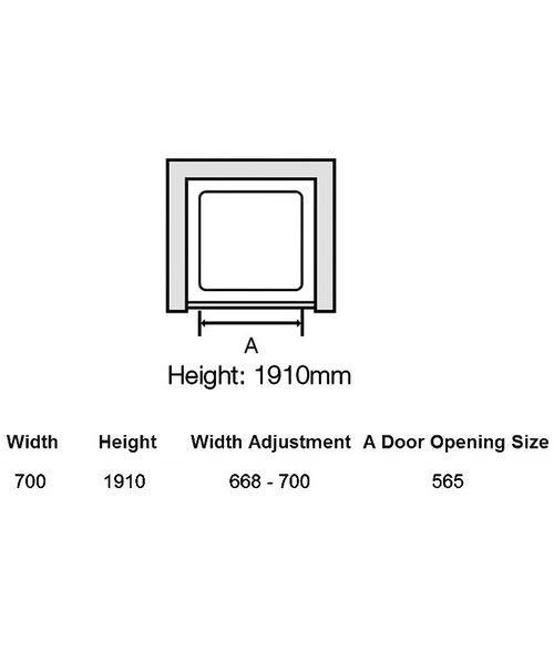 Technical drawing 10617 / LIEA700