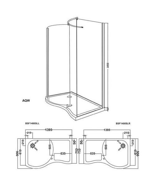 Technical drawing 10674 / AQW