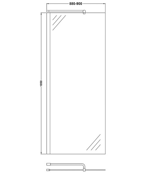 Technical drawing 10679 / WRSC090