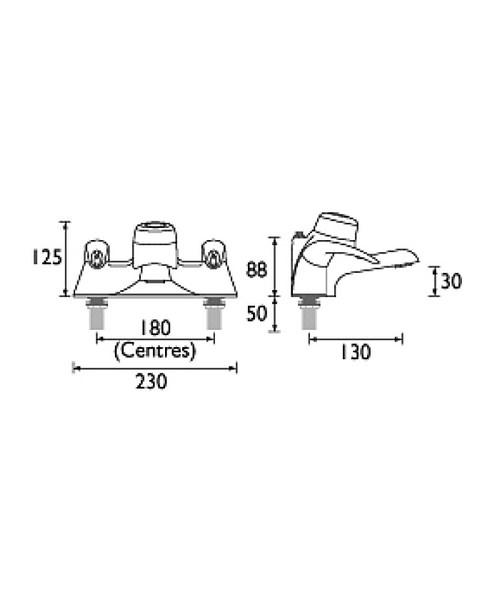 Technical drawing 1106 / J THBSMVO C
