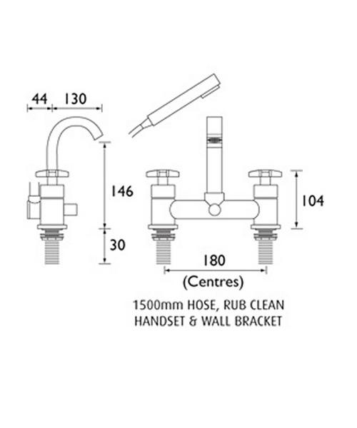 Technical drawing 1131 / MLK BSM C