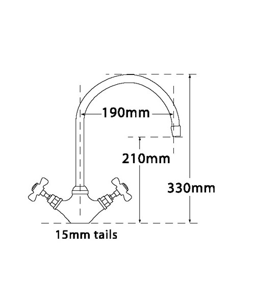 Technical drawing 11336 / 1100