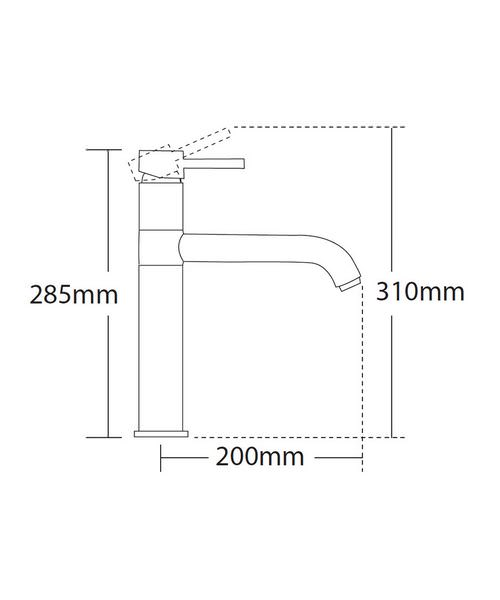 Technical drawing 11377 / 63115