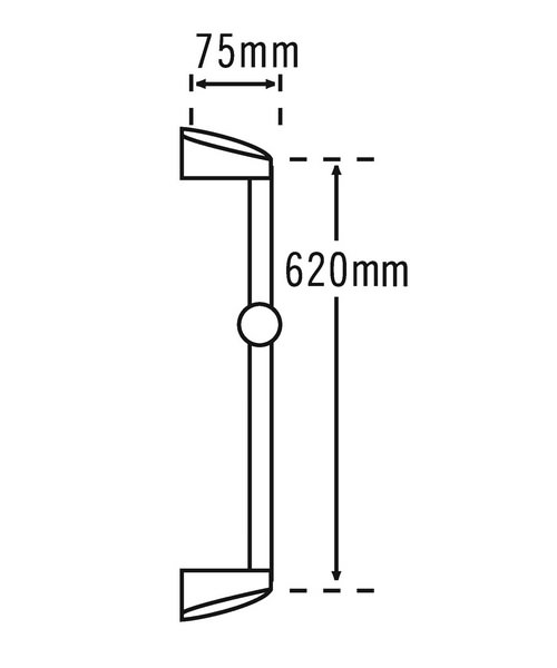 Technical drawing 11519 / 3864C