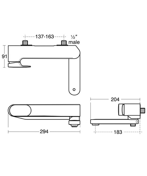 Technical drawing 11608 / A3914AA