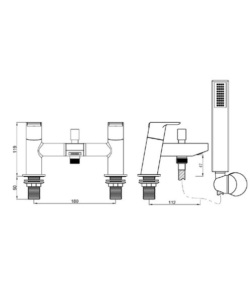 Technical drawing 1184 / PS BSM C