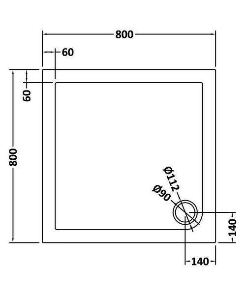 Technical drawing 11990 / NTP006