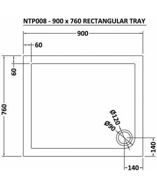 Technical drawing 11993 / NTP008