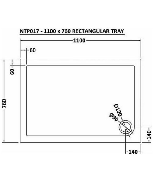 Technical drawing 11998 / NTP017