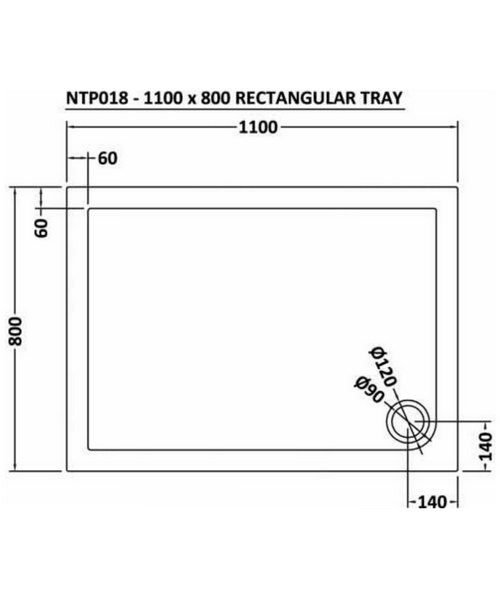 Technical drawing 11999 / NTP018