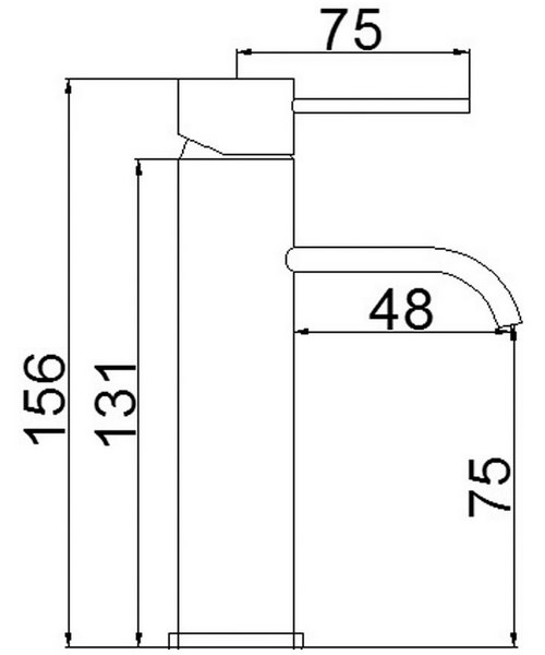 Technical drawing 12001 / WTY315