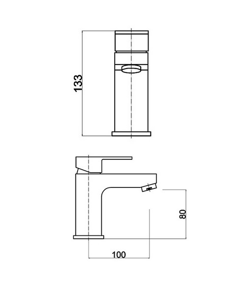 Technical drawing 12014 / PRO345