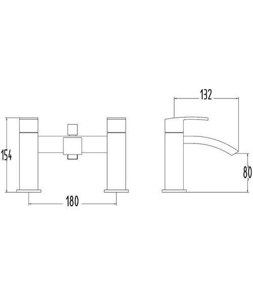 Technical drawing 12019 / TSI304