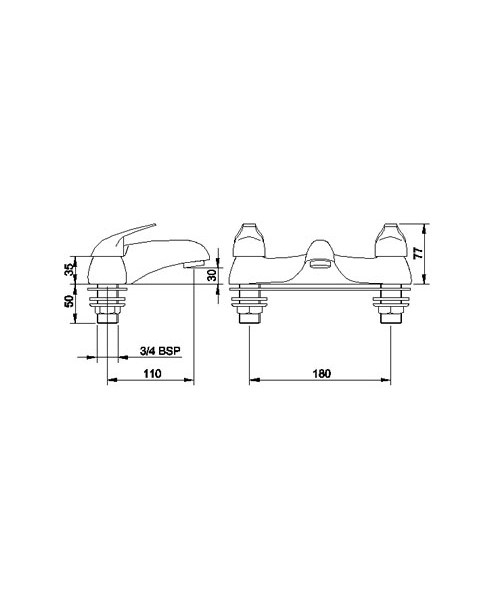Technical drawing 12041 / PF343