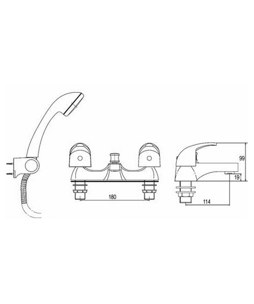 Technical drawing 12043 / PF344