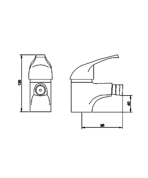 Technical drawing 12045 / PF306