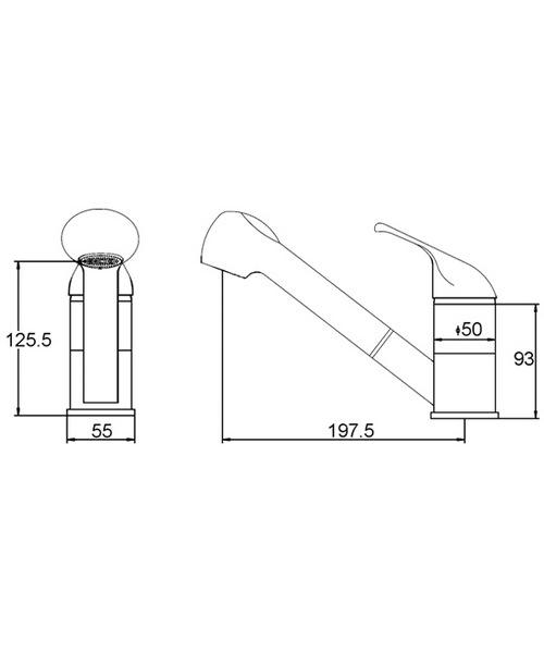 Technical drawing 12047 / KA307