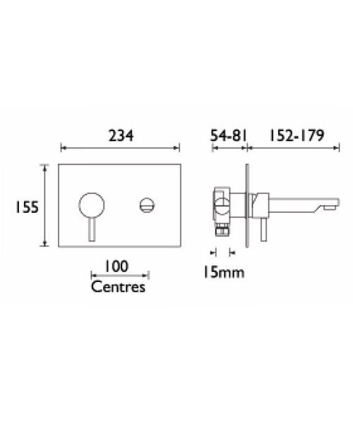 Technical drawing 1207 / PM SLWMBF C