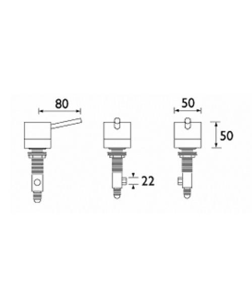 Technical drawing 1211 / PM SB C