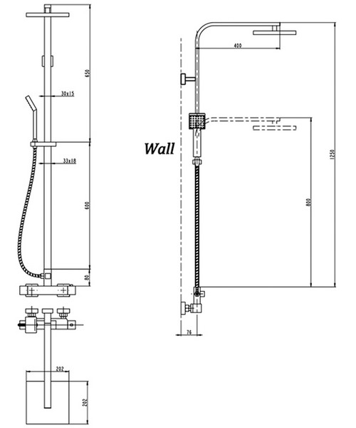 Technical drawing 12624 / A3559