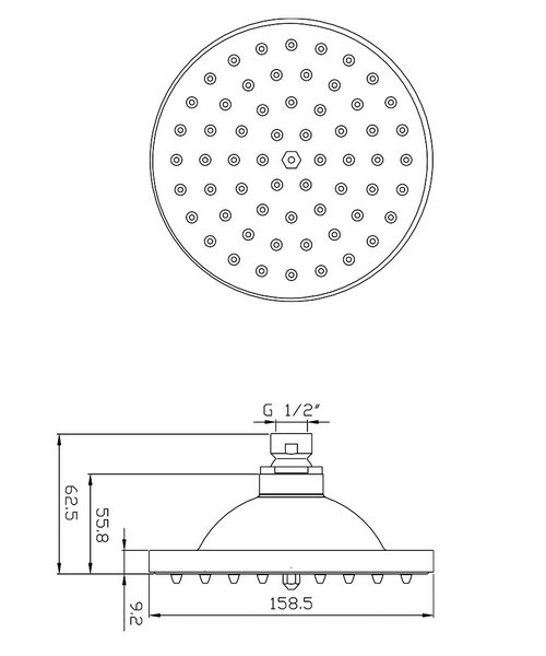 Technical drawing 12674 / A304
