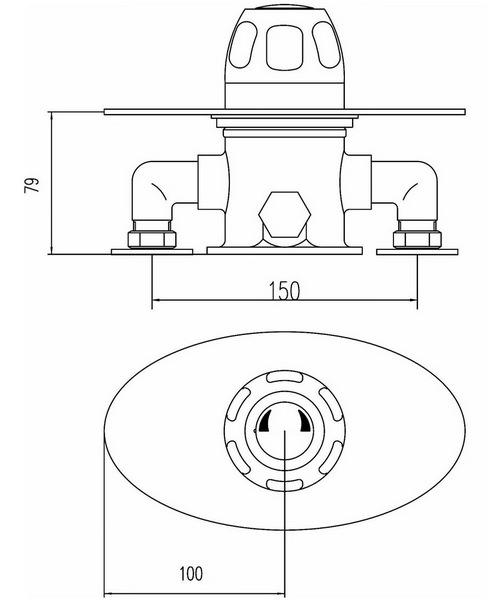 Technical drawing 12728 / VSQ3