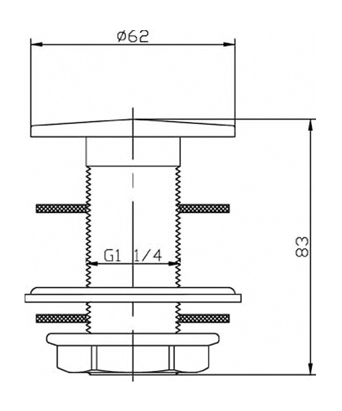 Technical drawing 12754 / ER02