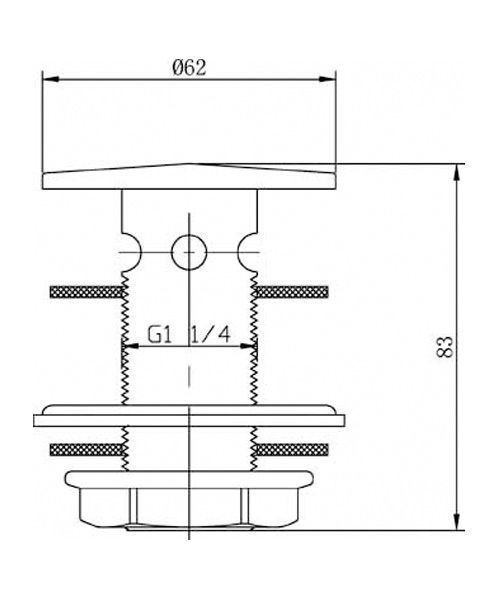 Technical drawing 12755 / ER03