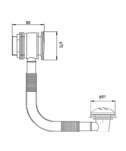 Technical drawing 12770 / EK321