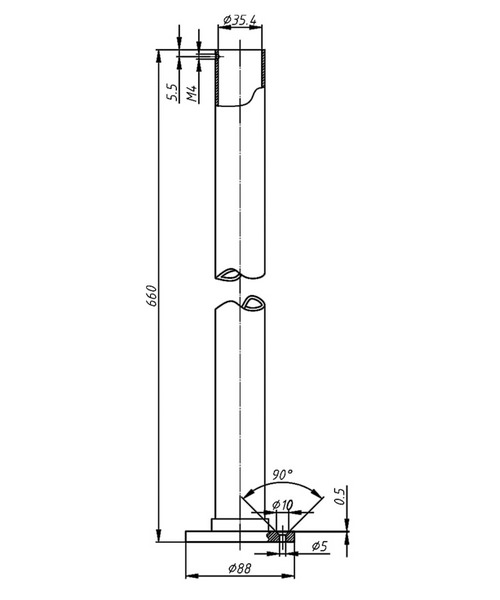 Technical drawing 12790 / DA311