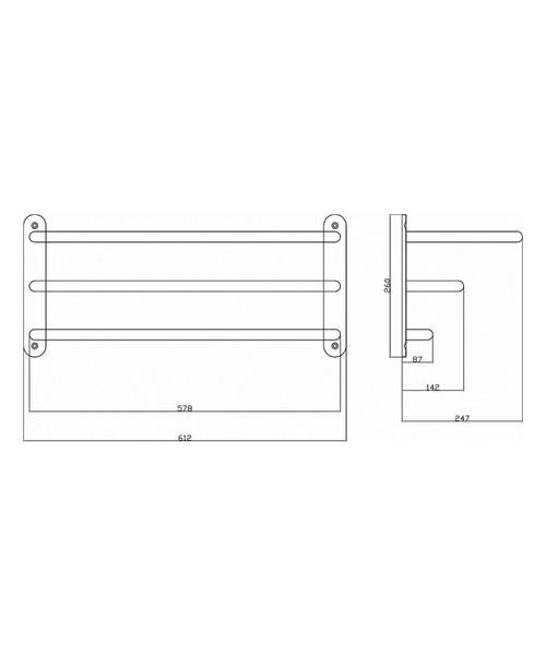 Technical drawing 12797 / LA380