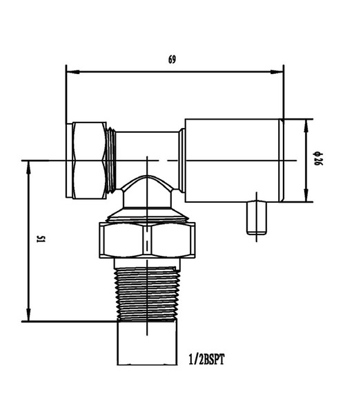 Technical drawing 12882 / HT328