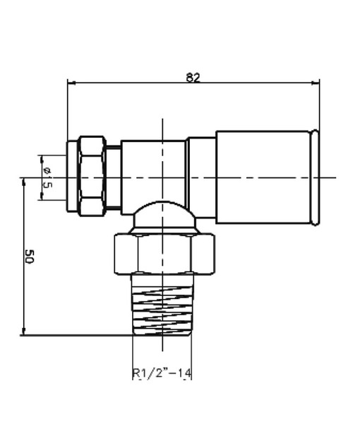 Technical drawing 12883 / RV002