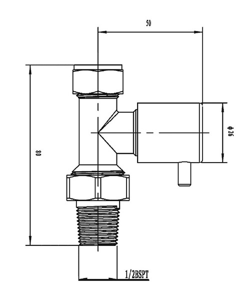 Technical drawing 12886 / HT327