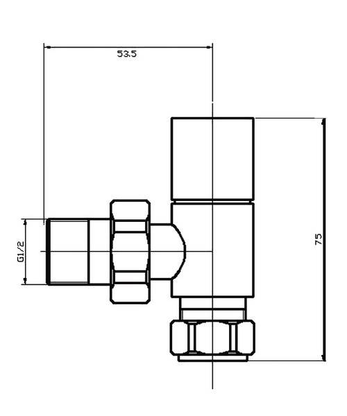 Technical drawing 12891 / HT324