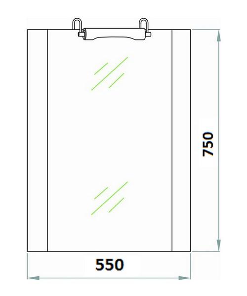 Technical drawing 12916 / LQ305