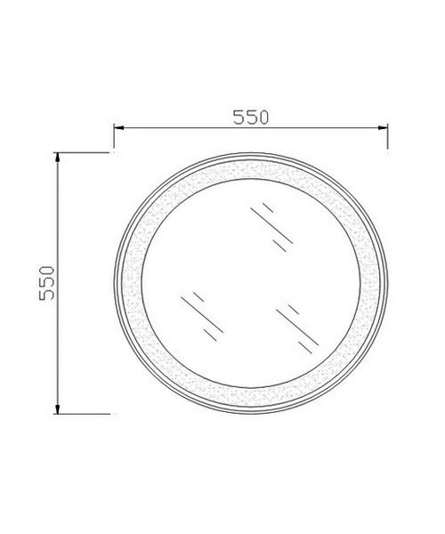Technical drawing 12919 / LQ355