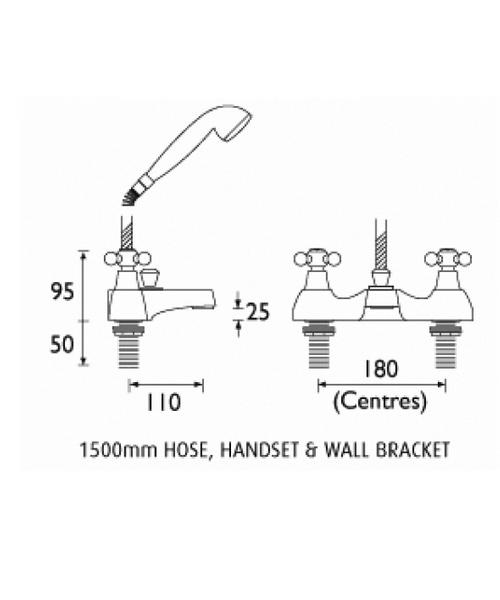 Technical drawing 1304 / R DBSM G