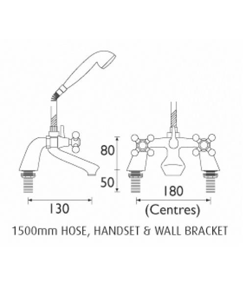 Technical drawing 1306 / R BSM G