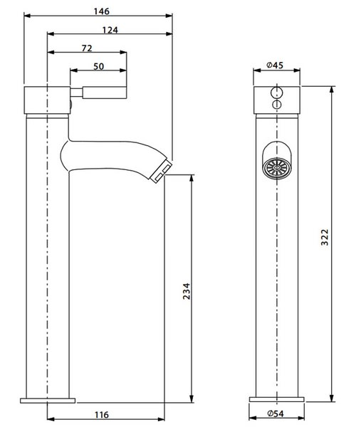 Technical drawing 13337 / DE112DNC