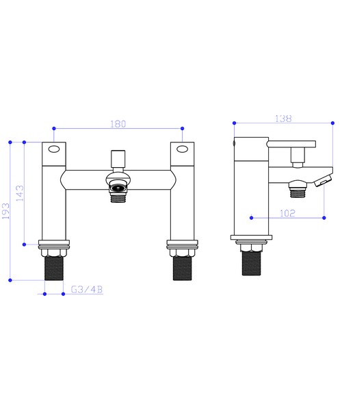 Technical drawing 13439 / OL019