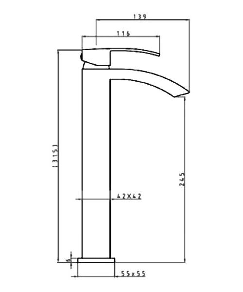 Technical drawing 13449 / AF005