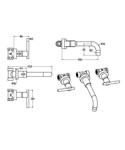 Technical drawing 13494 / SA015