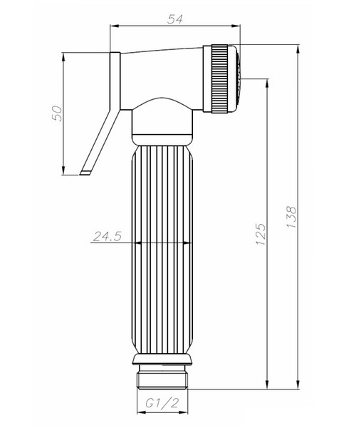Technical drawing 13501 / SH018