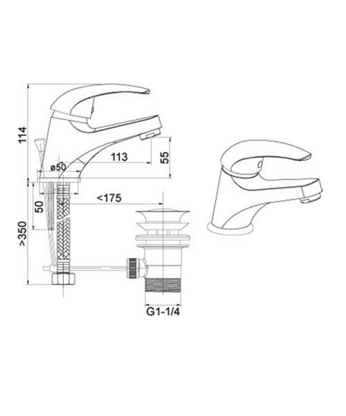 Technical drawing 13516 / JA009