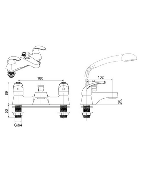 Technical drawing 13520 / JA019